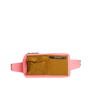Mads Norgaard Bel Couture Carni Bag Strawberry Pink/Breen