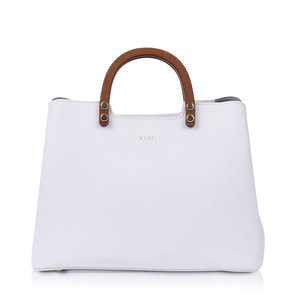 Inyati Inita Top Handle Bag White