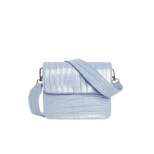 HVISK CAYMAN SHINY STRAP BAG Baby blue Voorkant