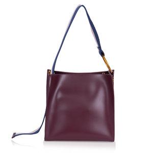 INYATI Alizée Handbag Burgundy Voorkant