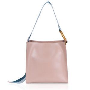INYATI Alizée Handbag Nude Voorkant