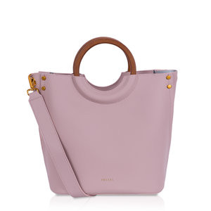 Viviana Top Handle Bag Dusty Rose Voorkant