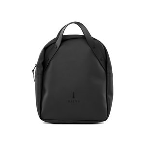 Rains Original Backpack Go Black Voorkant