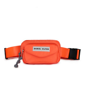 Daniel Silfen Waistbag Sally Orange Voorkant