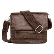 Hvisk Cayman Pocket brown voorkant