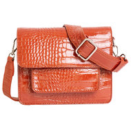 Hvisk Cayman Pocket chestnut voorkant