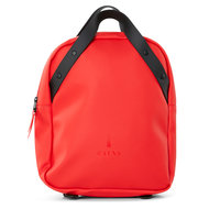 Rains Original Backpack Go Red Voorkant